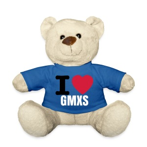 I Love Geomixes Teddy - Teddy Bear
