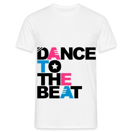 Male Dance 2 Beat Classic Tee - Men's T-Shirt