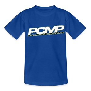 PCMP Kids T-Shirt - Teenage T-shirt