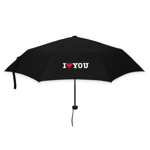 Bs wetter - Regenschirm (klein)
