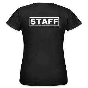 Staff Unisex T-Shirt for Business purposes/Style - Women's T-Shirt