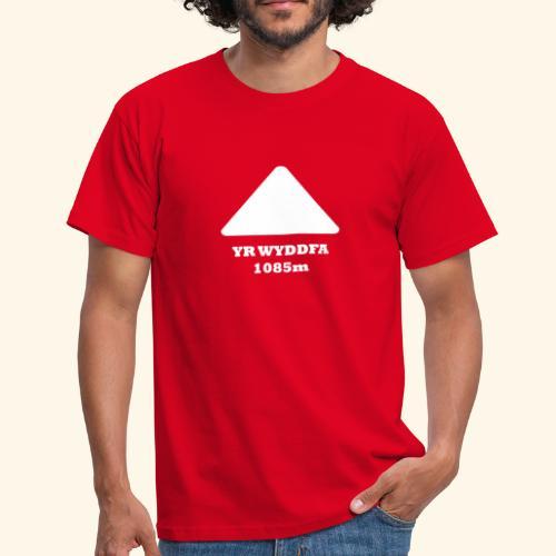 Snowdon / Yr Wyddfa - Men's T-Shirt