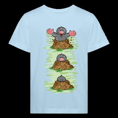 Happy Mole Kids' Shirts