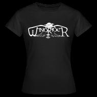 T-Shirts ~ Women's T-Shirt ~ Windrider Logo - Girlie T Shirt