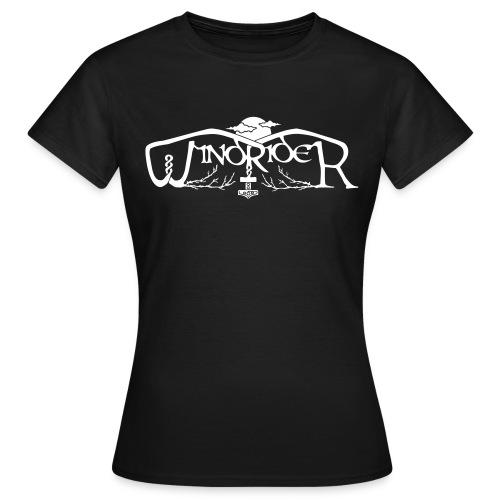 Windrider Logo - Girlie T Shirt - Women's T-Shirt