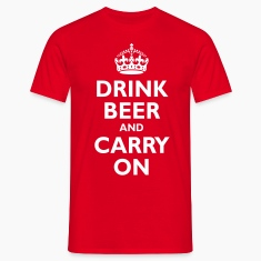 drink_beer_and_carry_on T-Shirts