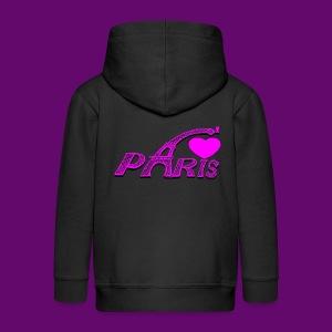 PARIS LOVE ROSE