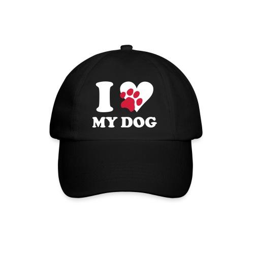 I love my dog - Casquette classique