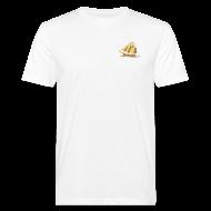 T-Shirts ~ Männer Bio-T-Shirt ~ Zeesboot, dezent