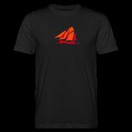 T-Shirts ~ Männer Bio-T-Shirt ~ Zeesboot ohne Schriftzug