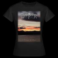 T-Shirts ~ Women's T-Shirt ~ A Warrior's Tale - Girlie T Shirt