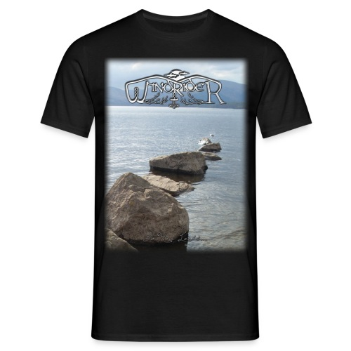 To New Lands... - T Shirt - Men's T-Shirt
