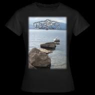 T-Shirts ~ Women's T-Shirt ~ To New Lands... - Girlie T Shirt