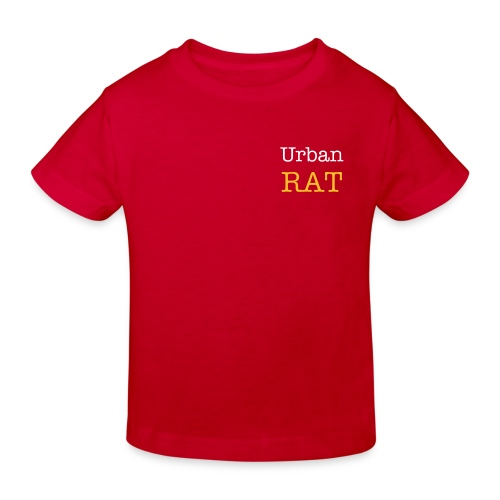 Kids' organic t-shirt for field rats! - Kids' Organic T-Shirt