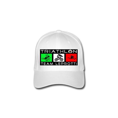 Cappello con visiera Flexfit - L'originale berretto da baseball Flexfit ha una chiusura posteriore e grazie all'elastico lavorato della Flexfit si adatta ad ogni capo. Il materiale è al 63% poliestere, 34% cotone e 3% elastan.