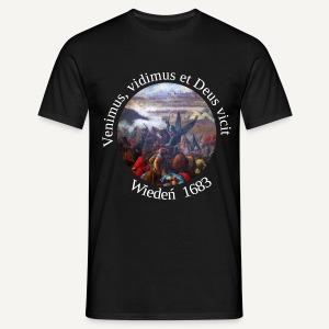 Wiedeń 1683 (Damel) - Koszulka męska