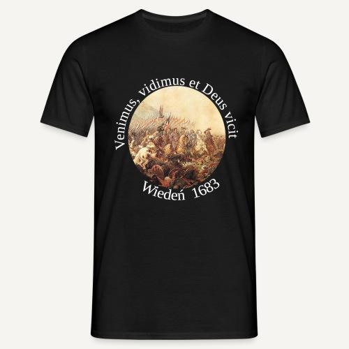 Wiedeń 1683 (Kossak) - Koszulka męska