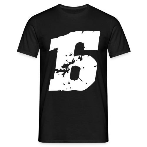 Mailille.net t-paita, logo - Miesten t-paita