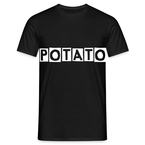 POTATO - Men's T-Shirt