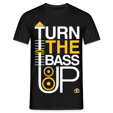 TURN THE BASS UP - Music Crossfader & Speaker