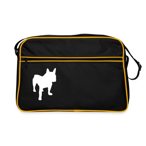 Hunde Fans - Retro Tasche