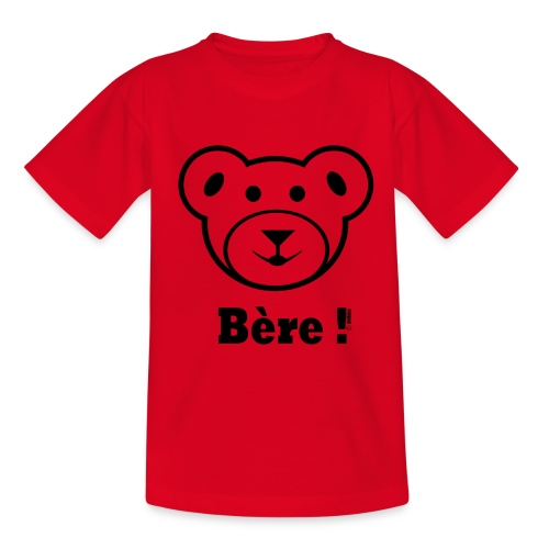 Bère  - Teenager T-shirt