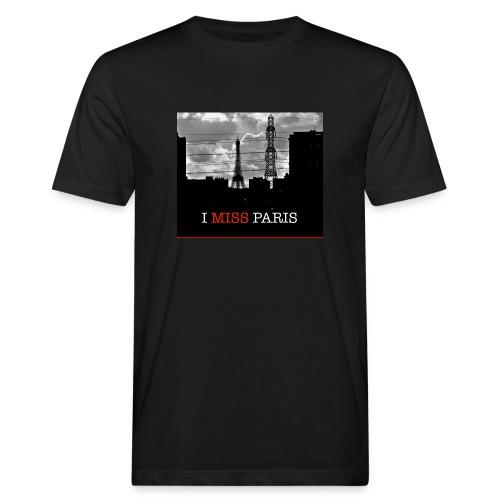I miss Paris - Men's Organic T-shirt