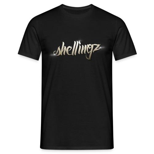 BADDA BADDA SHELLINGZ - Männer T-Shirt