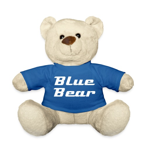 Blue shirt bear - Orsetto