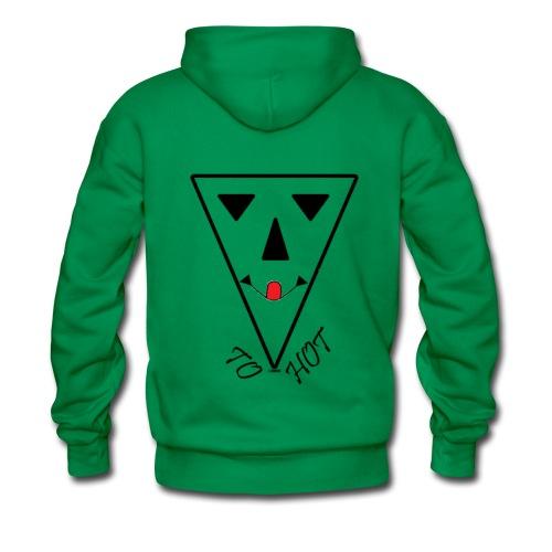 TO HOT   - Mannen Premium hoodie