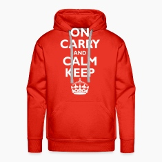 keep_calm_upside_down Hoodies & Sweatshirts