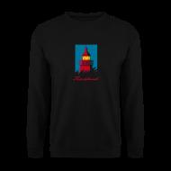 Pullover & Hoodies ~ Männer Pullover ~ Leuchtturm auf dem Fischland, dunkel