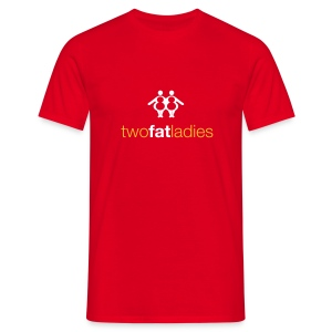TWO FAT LADIES - Men's T-Shirt