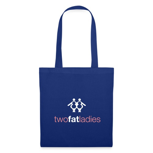 TWO FAT LADIES BAG - Tote Bag