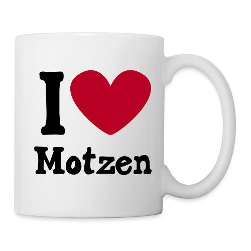 I Love Motzen (Tasse) - Tasse