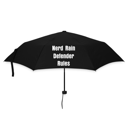 GirlNerd23 Umberella - Umbrella (small)