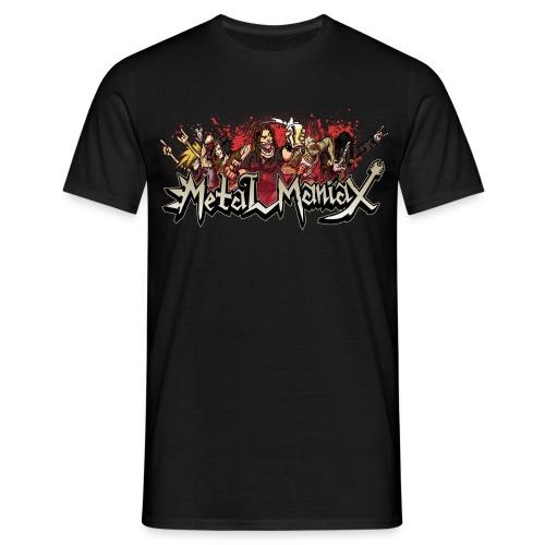 TS-MMx_logoALL_Color - T-shirt Homme