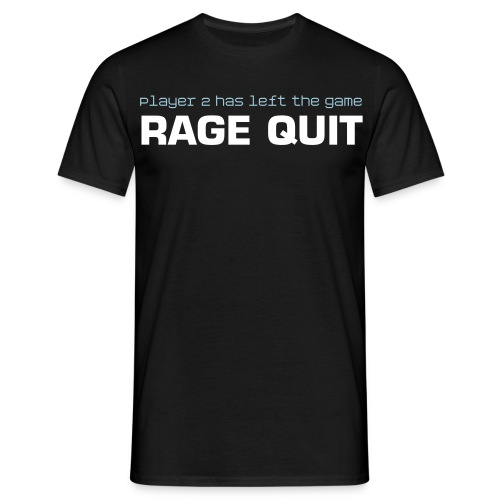 Rage Quit - T-shirt Homme