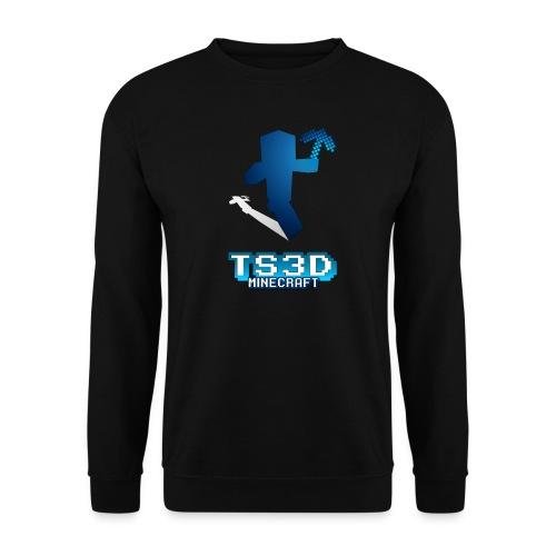 Pullover Schwarz Logo - Men's Sweatshirt