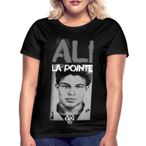 Ali La Pointe - T-shirt Femme