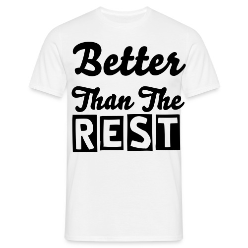 Men's Fresh Apparel T-shirt - Men's T-Shirt