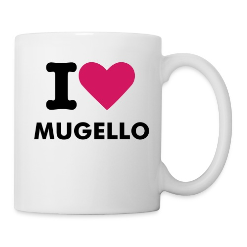 I Love Mugello - Tazza
