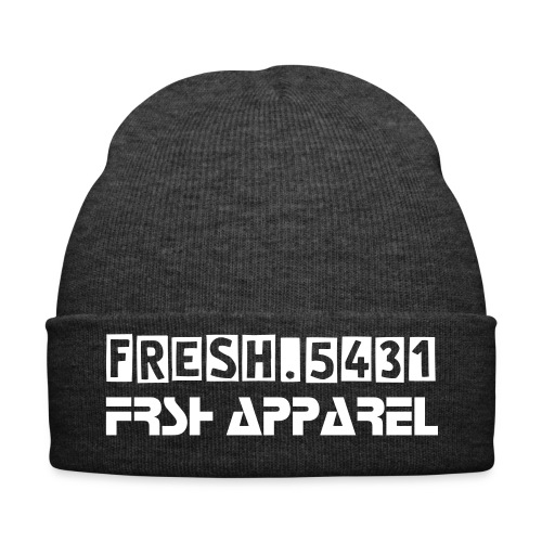 Fresh Cream Limited Edition* Hat - Winter Hat