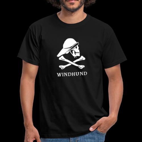 ~ Windhund ~ - Männer T-Shirt