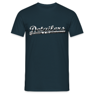 T-Shirts ~ Men's T-Shirt ~ Detailing World 'Detailers' Chrome Edition T-Shirt