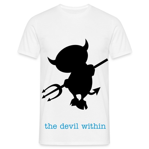 devil Tee - Men's T-Shirt
