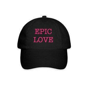 Epic love cap - Baseball Cap