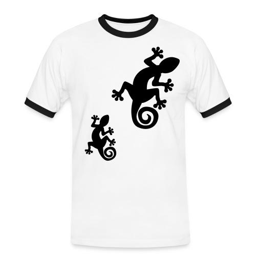 CHICO MANGA CORTA - Camiseta contraste hombre