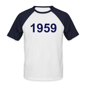 1959 - Men's Baseball T-Shirt
