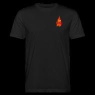 T-Shirts ~ Männer Bio-T-Shirt ~ Leuchtturm - mini, ohne Schriftzug
